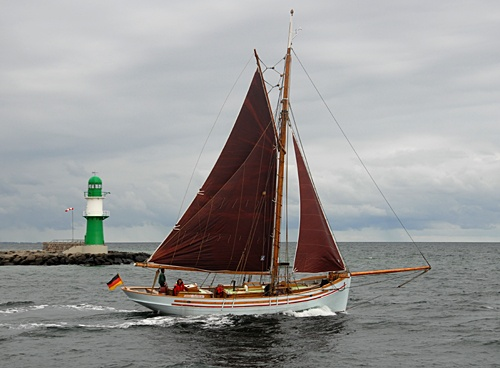 Frieda von Hadersleben, Volker Gries, Hanse Sail Rostock 2012 , 08/2012