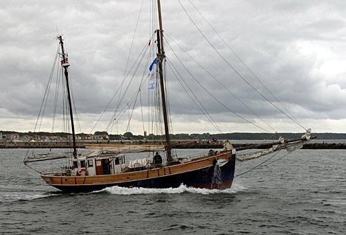 Sleipner, Volker Gries, Hanse Sail Rostock 2012 , 08/2012