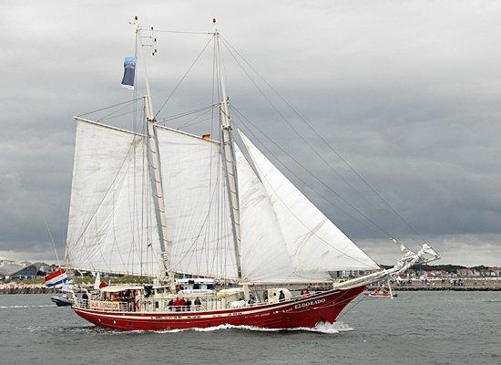 Eldorado, Volker Gries, Hanse Sail Rostock 2012 , 08/2012