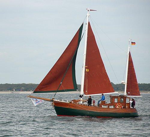 Glauke, Volker Gries, Hanse Sail Rostock 2012 , 08/2012