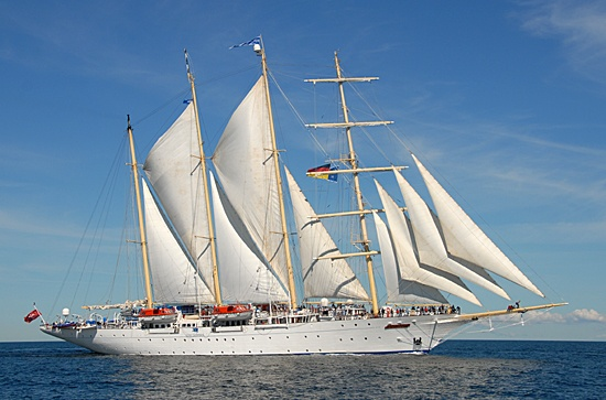 Star Flyer, Volker Gries, Hanse Sail Rostock 2012 , 08/2012