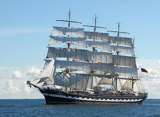 Kruzenshtern, Volker Gries, Hanse Sail Rostock 2012 , 08/2012