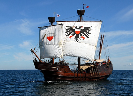 Lisa von Lübeck, Volker Gries, Hanse Sail Rostock 2012 , 08/2012