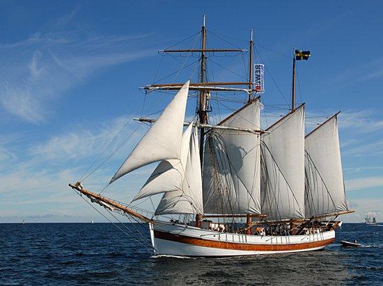 Vega, Volker Gries, Hanse Sail Rostock 2012 , 08/2012