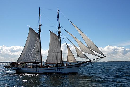 Tre Hjärtan, Volker Gries, Hanse Sail Rostock 2012 , 08/2012