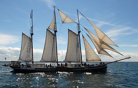 Albert Johannes, Volker Gries, Hanse Sail Rostock 2012 , 08/2012