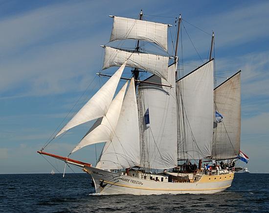 Mare Frisium, Volker Gries, Hanse Sail Rostock 2012 , 08/2012