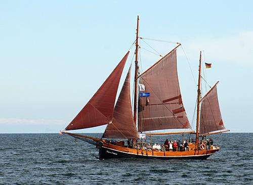 Hanne-Marie, Volker Gries, Hanse Sail Rostock 2012 , 08/2012