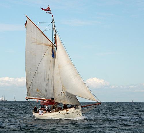 Alma, Volker Gries, Hanse Sail Rostock 2012 , 08/2012