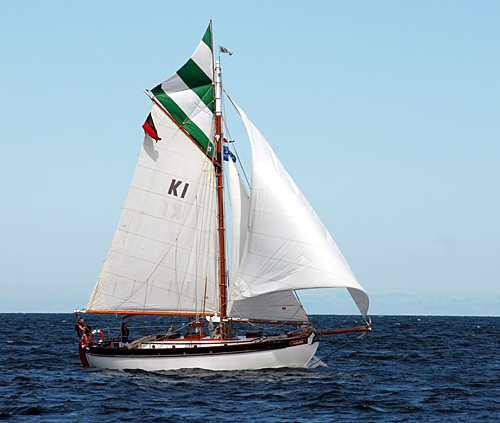 Colina, Volker Gries, Hanse Sail Rostock 2012 , 08/2012