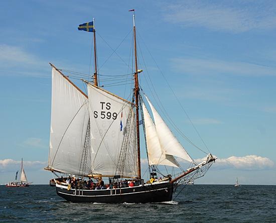 Constantia, Volker Gries, Hanse Sail Rostock 2012 , 08/2012