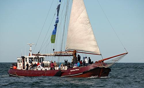Christian Müther, Volker Gries, Hanse Sail Rostock 2012 , 08/2012