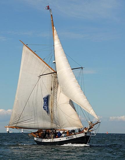 Norden, Volker Gries, Hanse Sail Rostock 2012 , 08/2012