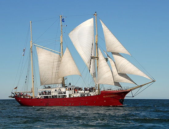 Sunthorice, Volker Gries, Hanse Sail Rostock 2012 , 08/2012