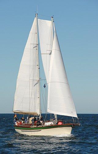 Catharina, Volker Gries, Hanse Sail Rostock 2012 , 08/2012