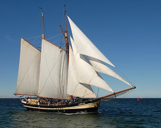 Zuiderzee, Volker Gries, Hanse Sail Rostock 2012 , 08/2012