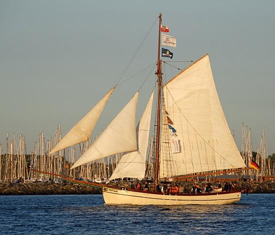 Hoffnung, Volker Gries, Hanse Sail Rostock 2012 , 08/2012