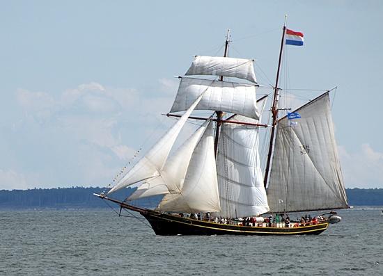 Jacob Meindert, Volker Gries, Hanse Sail Rostock 2012 , 08/2012