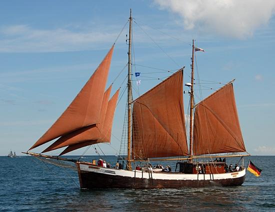 Fridthjof, Volker Gries, Hanse Sail Rostock 2012 , 08/2012