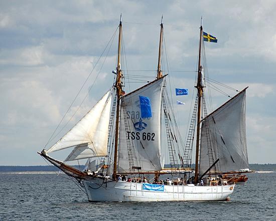 Ingo, Volker Gries, Hanse Sail Rostock 2012 , 08/2012