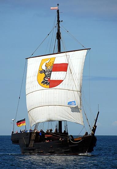 Wissemara, Volker Gries, Hanse Sail Rostock 2012 , 08/2012