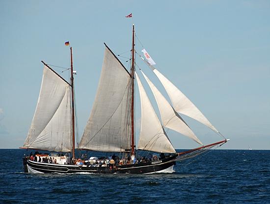 Amazone, Volker Gries, Hanse Sail Rostock 2012 , 08/2012