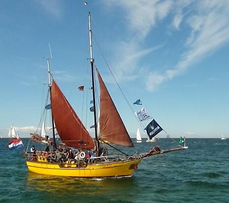 Cor.13:13, Volker Gries, Hanse Sail Rostock 2012 , 08/2012