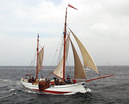 Berta, Volker Gries, Hanse Sail Rostock 2013 , 08/2013