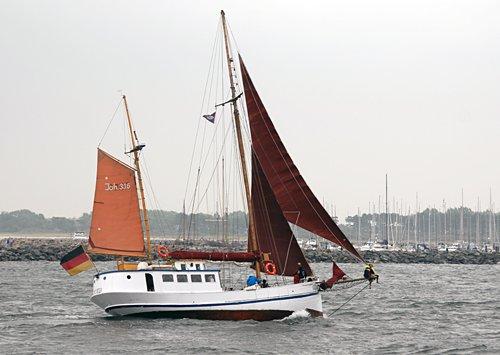 Elida, Volker Gries, Hanse Sail Rostock 2013 , 08/2013