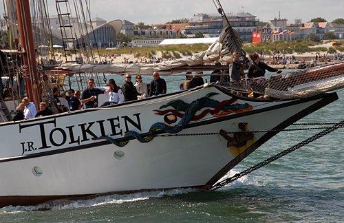 J.R.Tolkien, Volker Gries, Hanse Sail Rostock 2013 , 08/2013