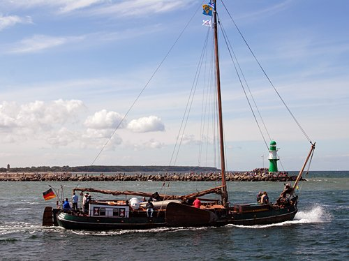 Ebenhaezer, Volker Gries, Hanse Sail Rostock 2013 , 08/2013