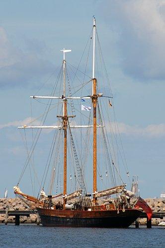 Johanna Lucretia, Volker Gries, Hanse Sail Rostock 2013 , 08/2013