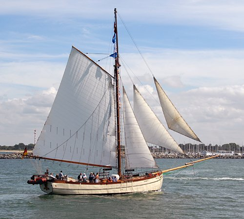 Hoffnung, Volker Gries, Hanse Sail Rostock 2013 , 08/2013