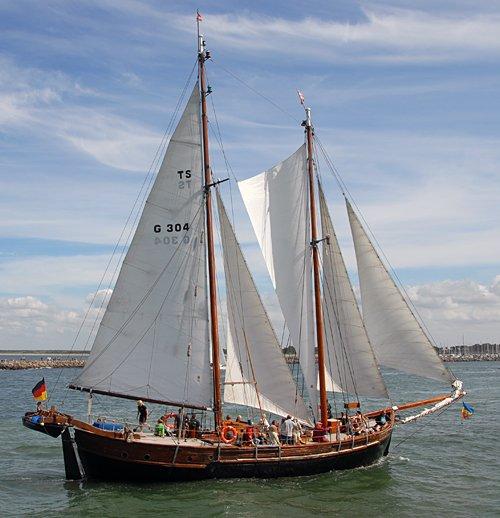 Qualle, Volker Gries, Hanse Sail Rostock 2013 , 08/2013
