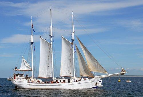 Minerva, Volker Gries, Hanse Sail Rostock 2013 , 08/2013