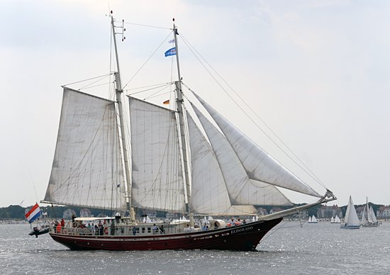 Eldorado, Volker Gries, Hanse Sail Rostock 2013 , 08/2013