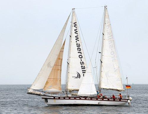 La Marie Chantal, Volker Gries, Hanse Sail Rostock 2013 , 08/2013