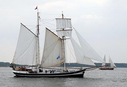 Banjaard, Volker Gries, Hanse Sail Rostock 2013 , 08/2013