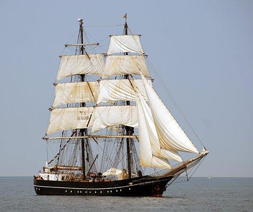 Roald Amundsen, Volker Gries, Hanse Sail Rostock 2013 , 08/2013