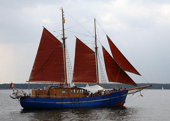 Gotland, Volker Gries, Hanse Sail Rostock 2013 , 08/2013