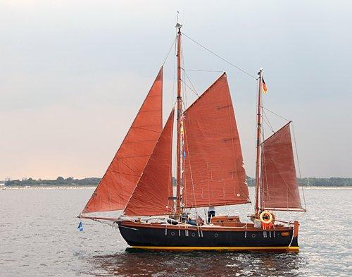Isamar, Volker Gries, Hanse Sail Rostock 2013 , 08/2013
