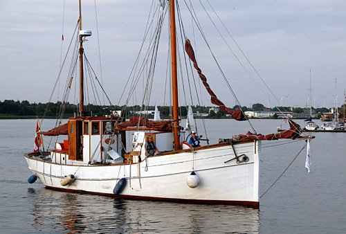 Kivioq, Volker Gries, Hanse Sail Rostock 2014 , 08/2014