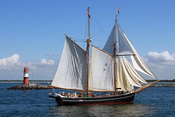 Aron, Volker Gries, Hanse Sail Rostock 2014 , 08/2014
