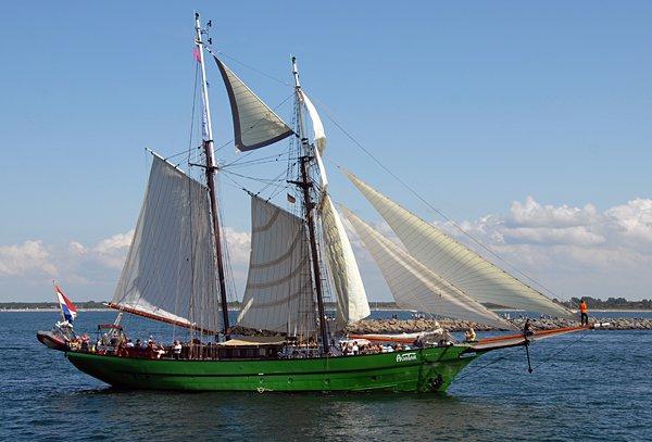 Avatar, Volker Gries, Hanse Sail Rostock 2014 , 08/2014