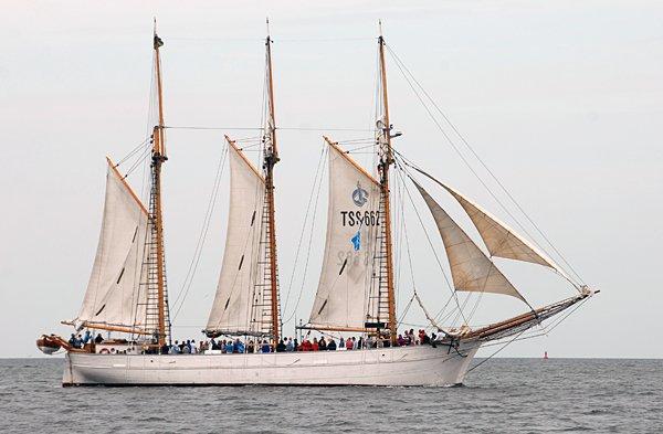 Ingo, Volker Gries, Hanse Sail Rostock 2014 , 08/2014
