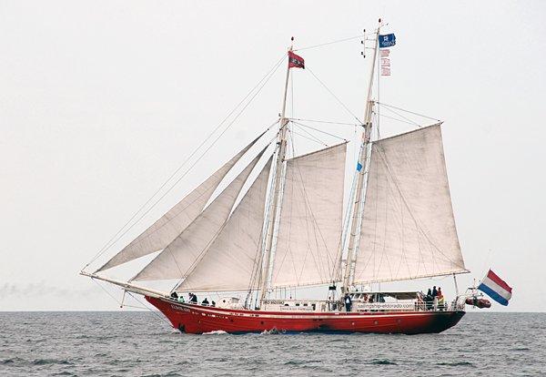 Eldorado, Volker Gries, Hanse Sail Rostock 2014 , 08/2014