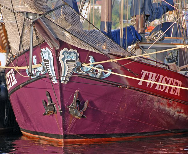 Twister, Volker Gries, Hanse Sail Rostock 2015 , 08/2015