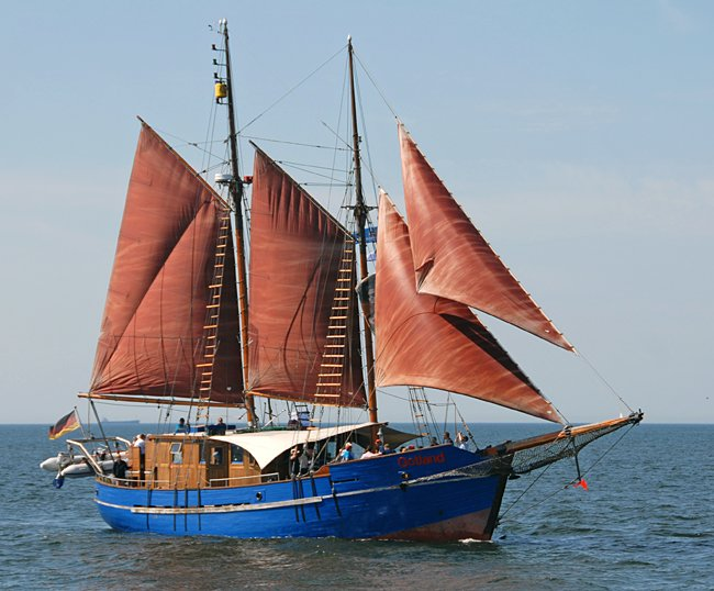 Gotland, Volker Gries, Hanse Sail Rostock 2015 , 08/2015