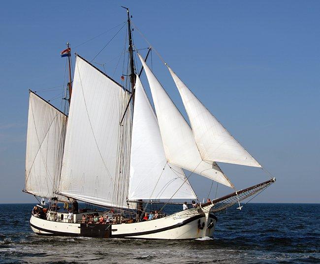 Engelina, Volker Gries, Hanse Sail Rostock 2015 , 08/2015