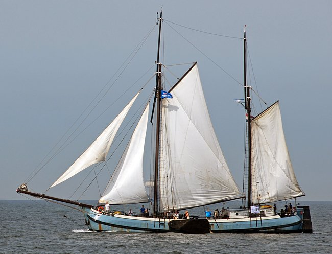 Neerlandia, Volker Gries, Hanse Sail Rostock 2015 , 08/2015